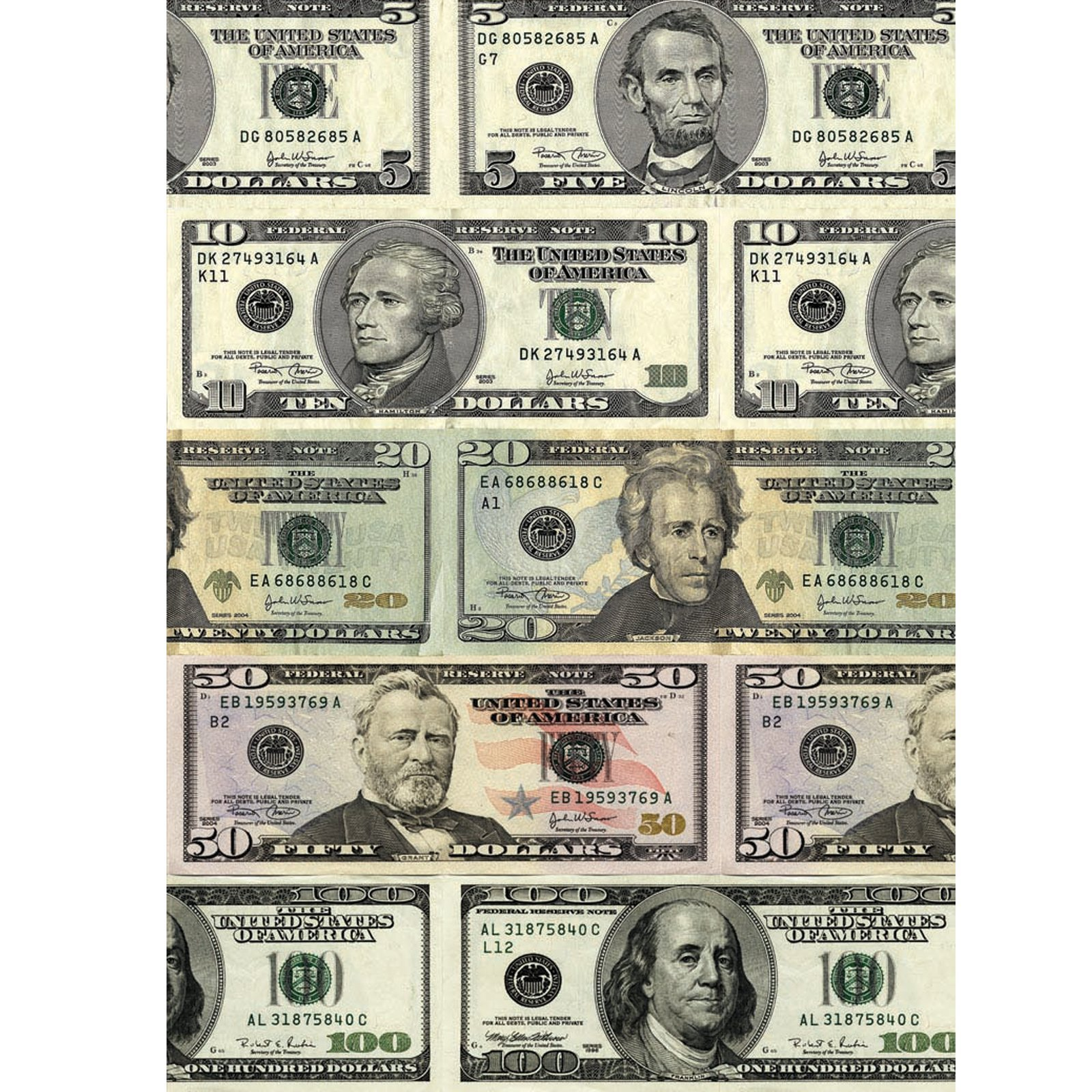 Big Money Room Roll