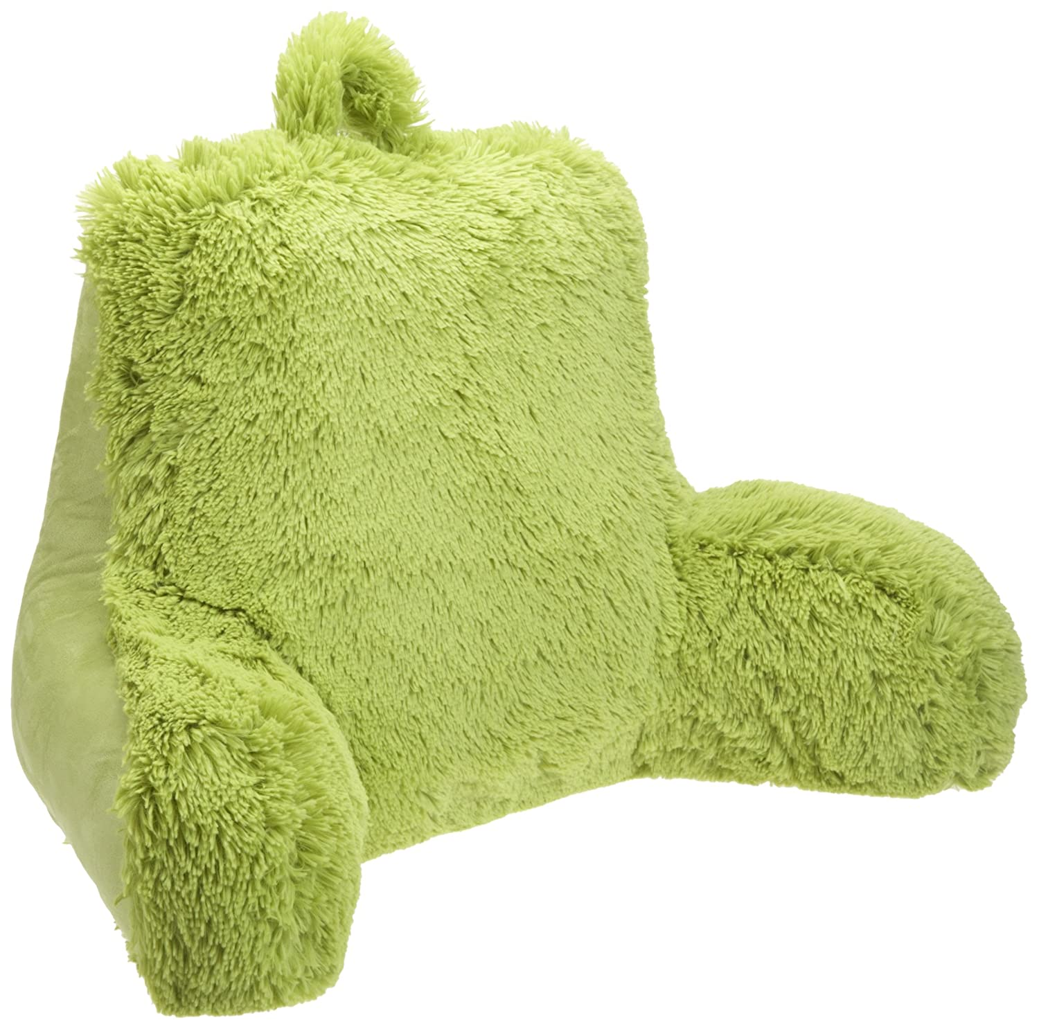Bed rest pillow walmart - Shagalicious Bedrest Lime
