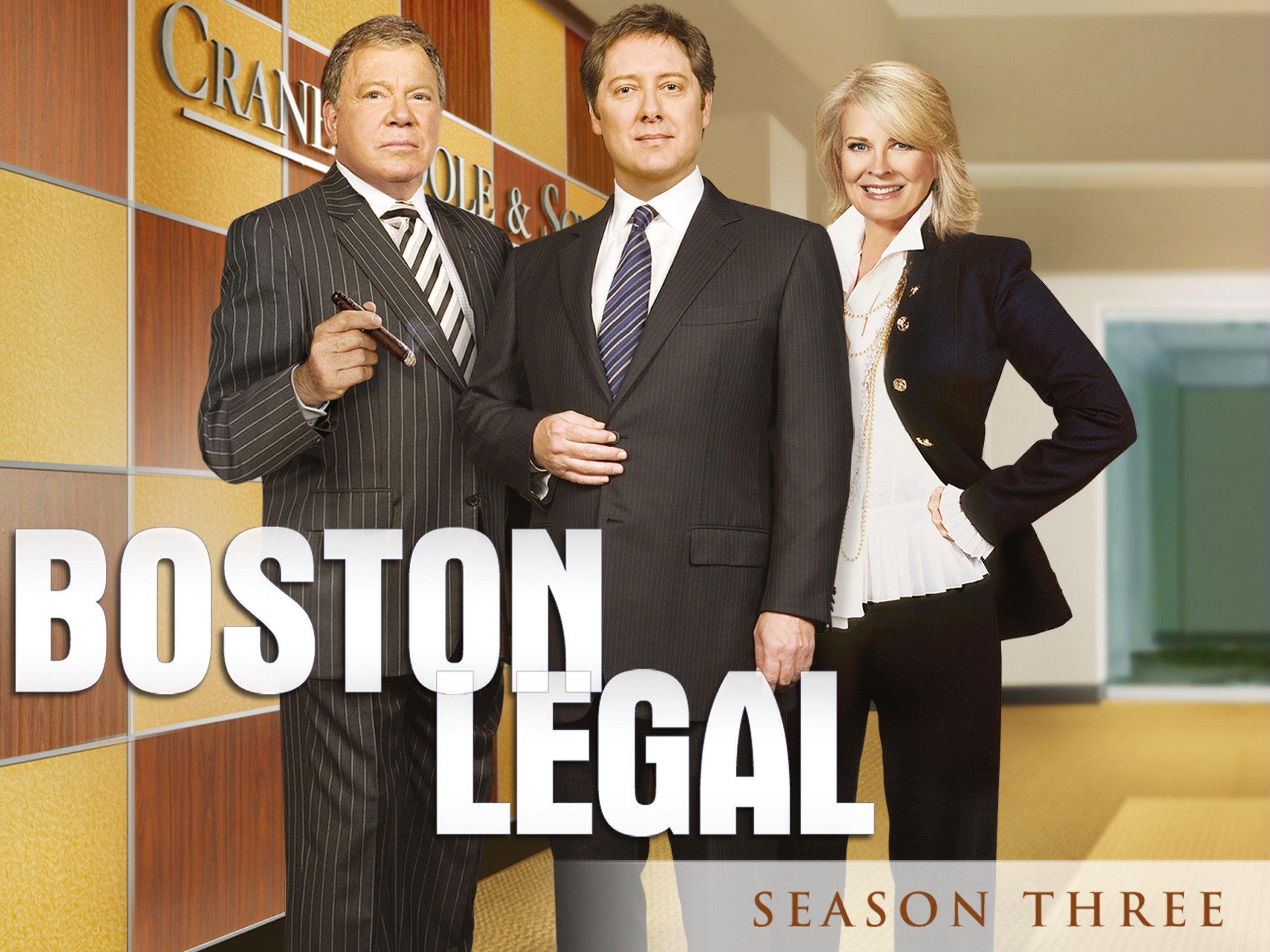 boston legal stream