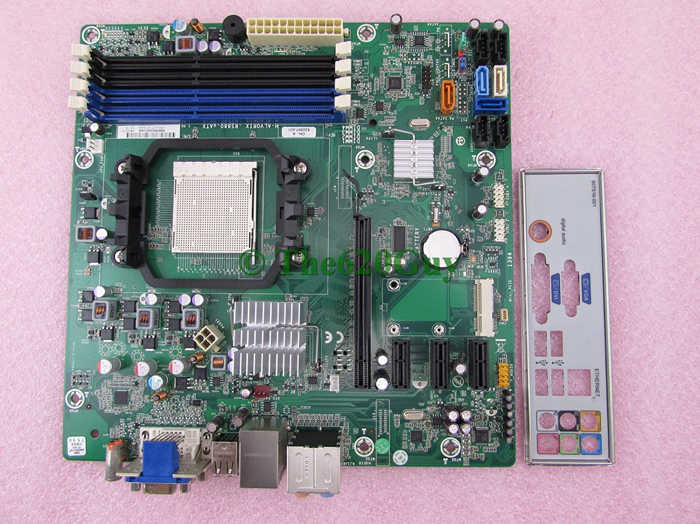 HP p6720f Alvorix 620887-001 H-ALVORIX-RS880-uATX Socket AM3 Motherboard AMD785G