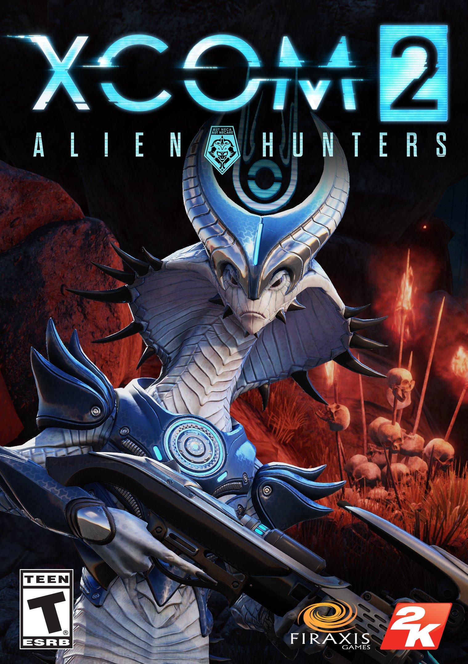XCOM 2: Alien Hunters [Online Game Code]