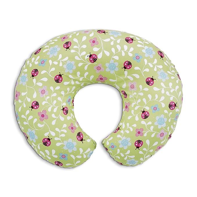 150 opinioni per Chicco 08079902370000 Boppy Cuscino Allattamento, Multicolore (Ladybug Lane)