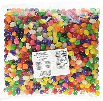 Brach's Classic Jelly Beans, 80 Ounce Bulk Candy Bag