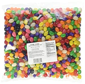 Brach's Classic Jelly Beans, 80 Ounce Bulk Candy Bag