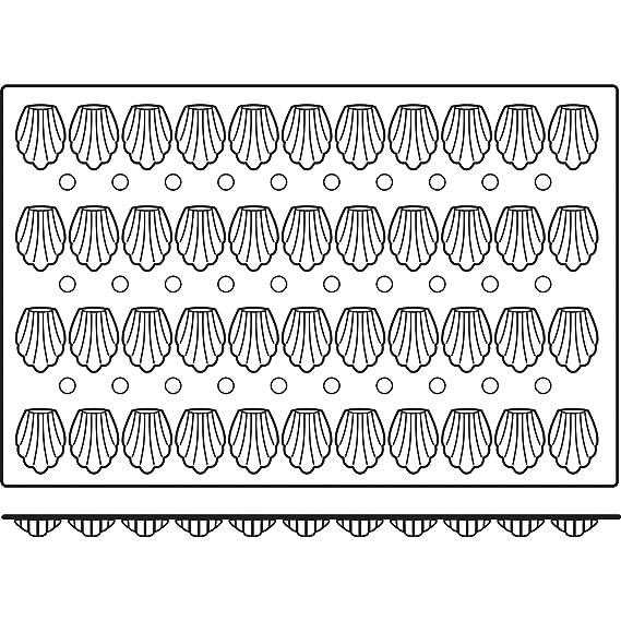 Ekena Millwork COR05X05X09ARCH-CASE-4 5 inch W x 5 inch D x 9 inch H Arts /& Crafts Corbel Cherry , 4-Pack