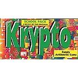 Krypto School Pack: Family Arithmetic Game