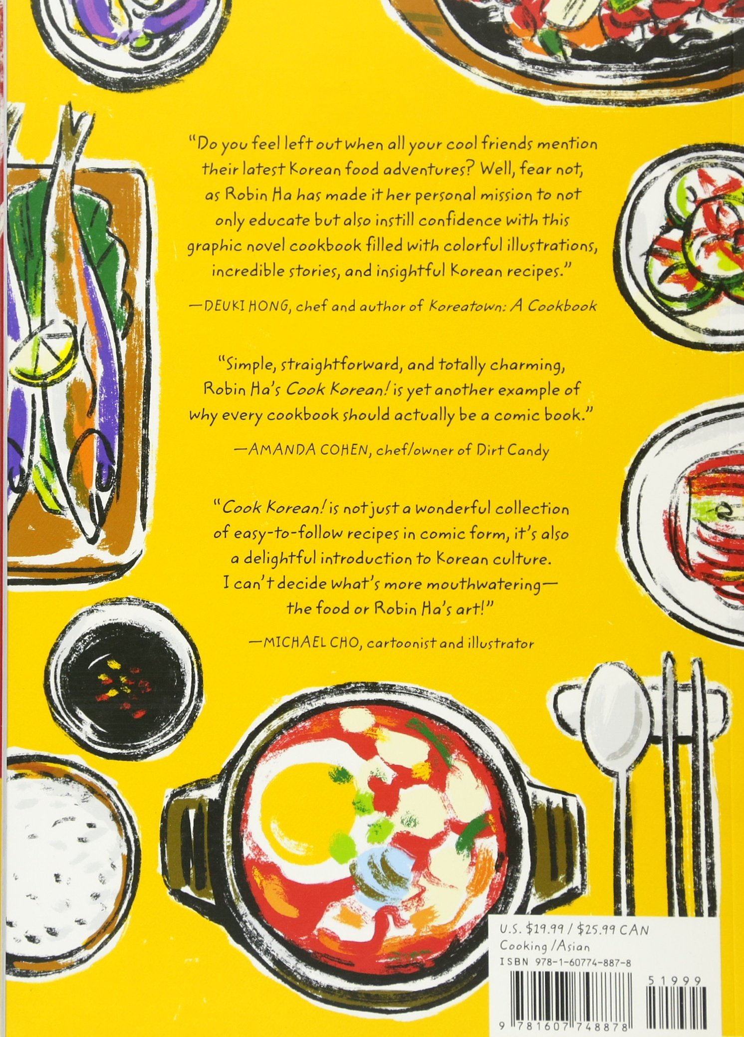Amazon cook korean a comic book with recipes 9781607748878 a comic book with recipes 9781607748878 robin ha books forumfinder Gallery