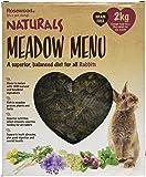 Rosewood Naturals Meadow Menu Rabbit Food, 2 kg