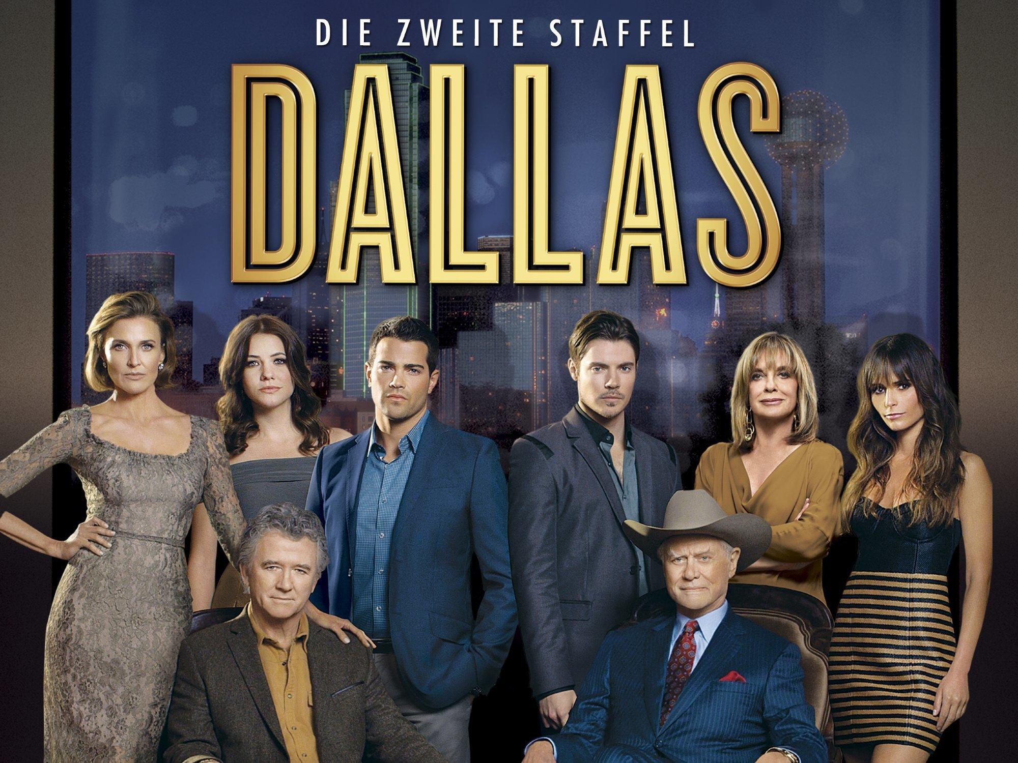 Amazonde Dallas Staffel 2 Ansehen Prime Video