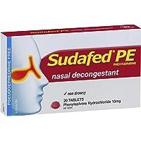Sudafed Nasal Decongestant 20