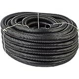 "5 FT - 100 FT | Split Loom TUBING - Polyethylene/High Temperature/Electrical Conduit (Size: 1/8"" 1/4"" 3/8"" 1/2"" 5/8"" 3/4"" 1"") SLT LOT"