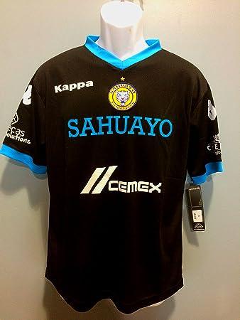 Sahuayo Futbol Club Playera Manga Corta Kappa Pumas America Chivas (Large)
