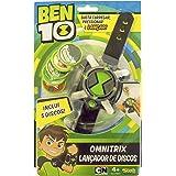 Brinquedo Relógio Omnitrix Lançador, Ben 10, Sunny