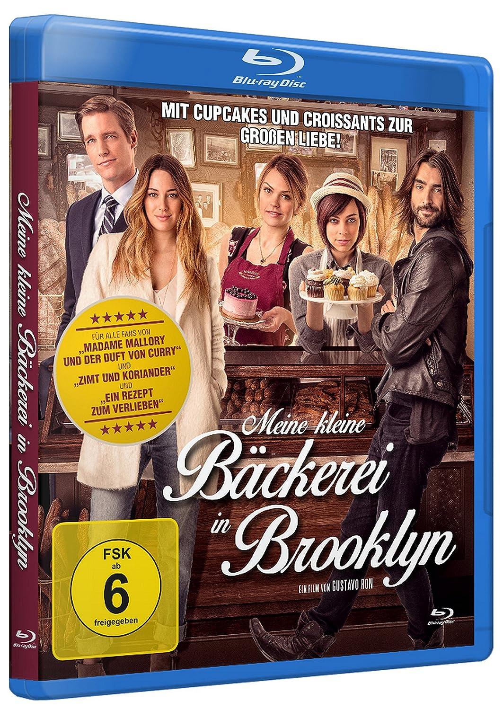 Meine kleine Bäckerei in Brooklyn Blu-ray Alemania: Amazon.es ...