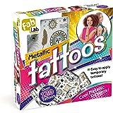 FabLab Metallic Tattoos