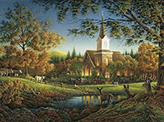 product image for Buffalo Games - Terry Redlin - Sunday Morning - 1000 Piece Jigsaw Puzzle