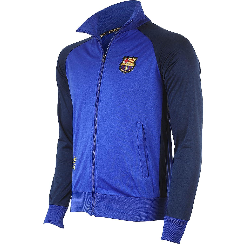 Barca - Collection chaqueta oficial FC Barcelona - para hombre, talla DE adulto, Hombre, azul, XL: Amazon.es: Deportes y aire libre