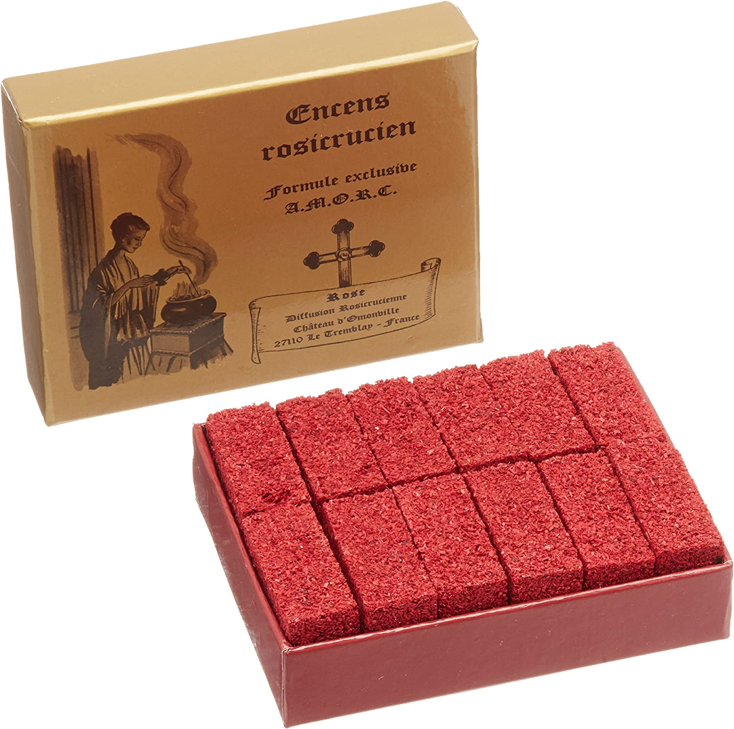 India Moss Rose Incense