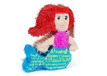 Trend Ario Piñata sirena - 45 x 40 cm - Ideal para llenar ...