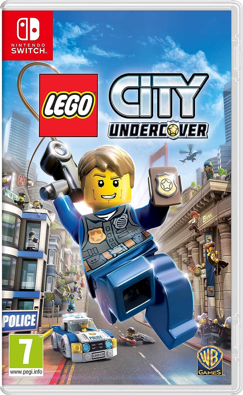 Resultado de imagem para LEGO City Undercover switch