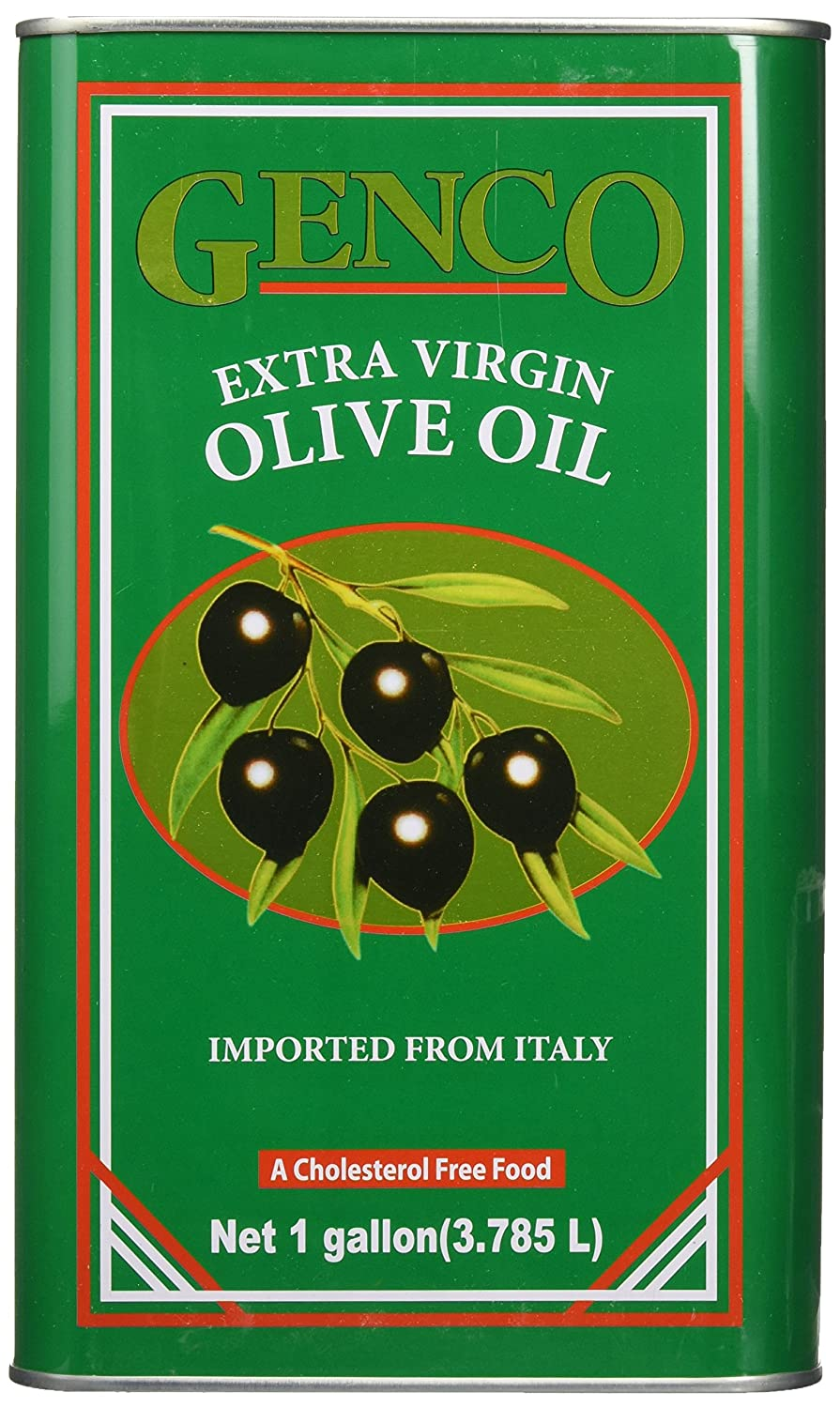 amazon com genco extra virgin olive oil 1 gallon olive oil