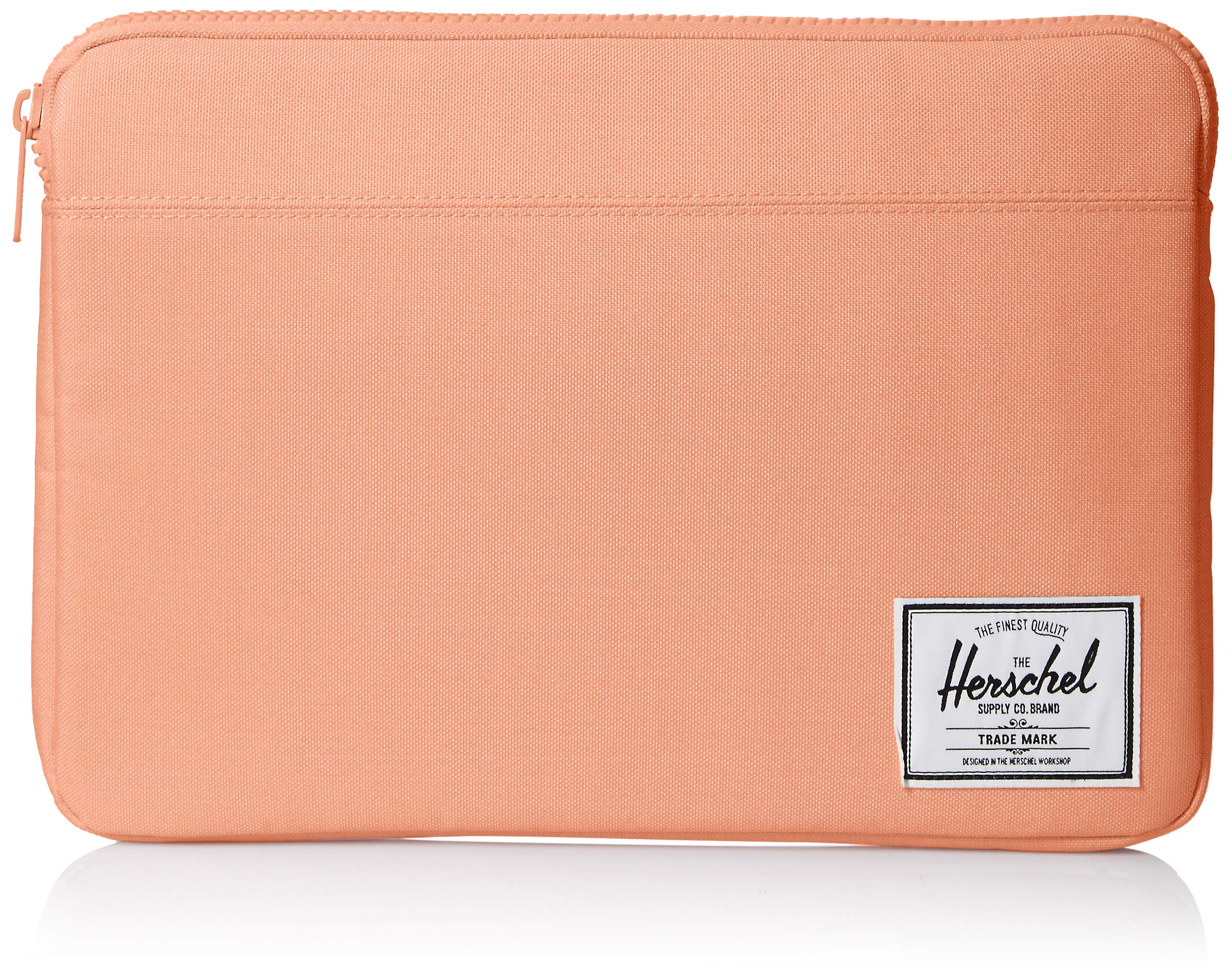 Herschel Supply Co. Men's Anchor Sleeve for 13 inch MacBook, fresh salmon, One Size