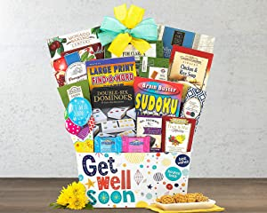 Get Well Soon Gift Basket by Wine Country Gift Baskets