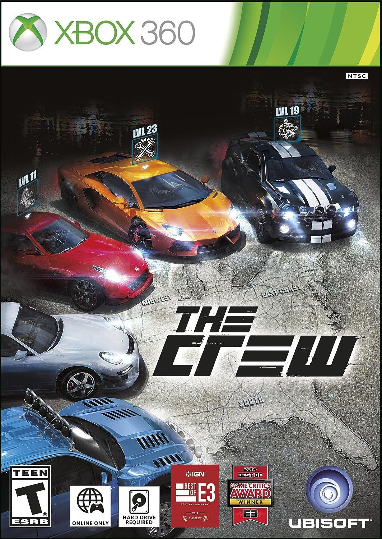 The Crew [USA]: Amazon.es: Videojuegos