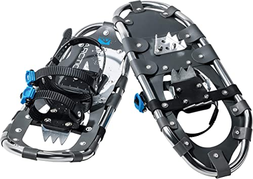 Franklin Sports Arctic Trails Adult Snowshoes All Terrain Male and Female
