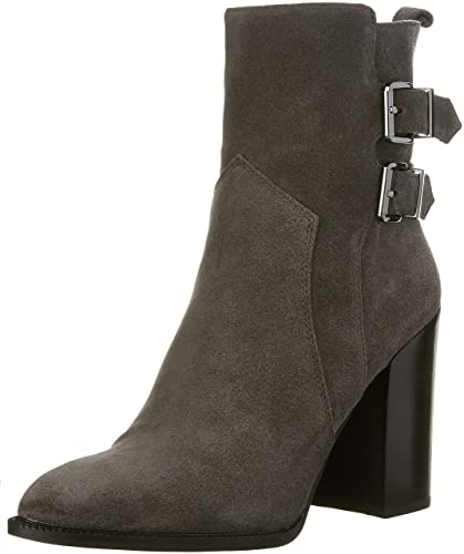 Women's Savanna Leather Suede High-Top Boot