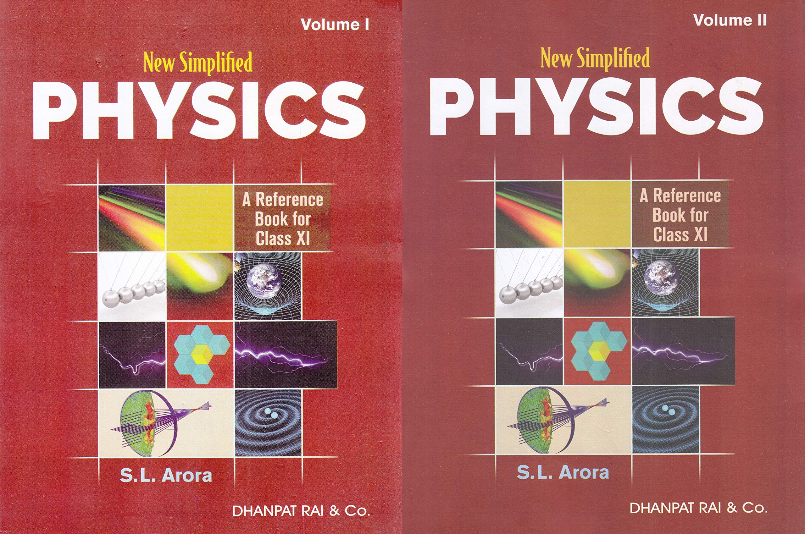 New Simplified Physics: A Reference Book for Class 11 for