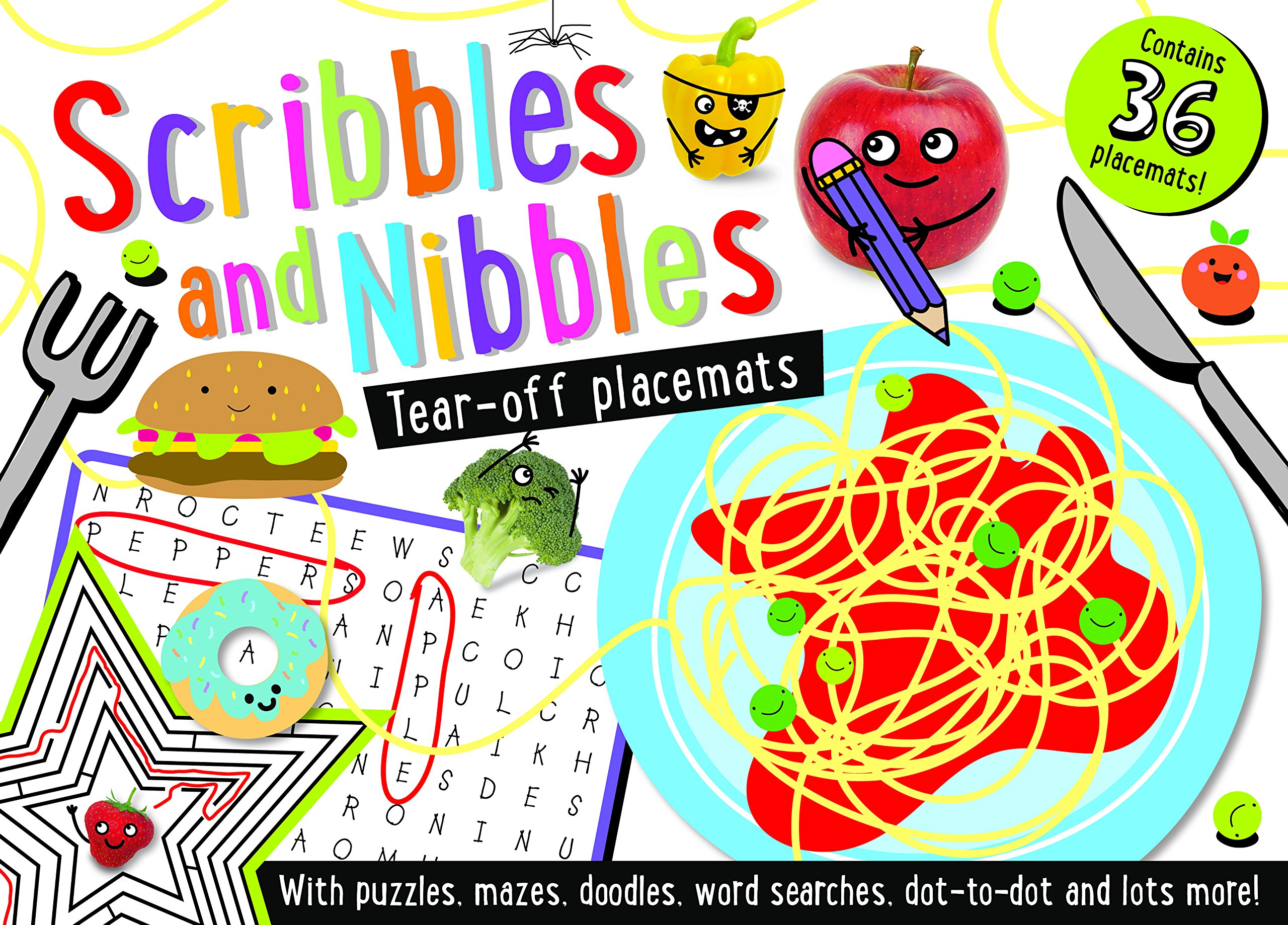 scribbles and nibbles amazon co uk make believe ideas