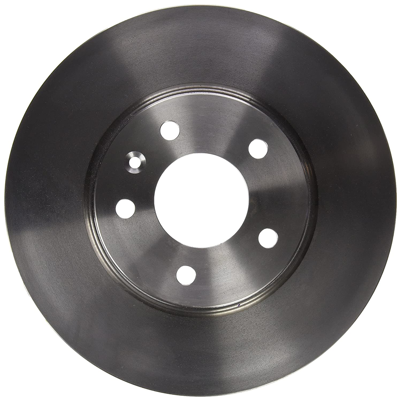 rear of Holes 5 2 Brake Disc No full Blue Print ADT343207 Brake Disc Set