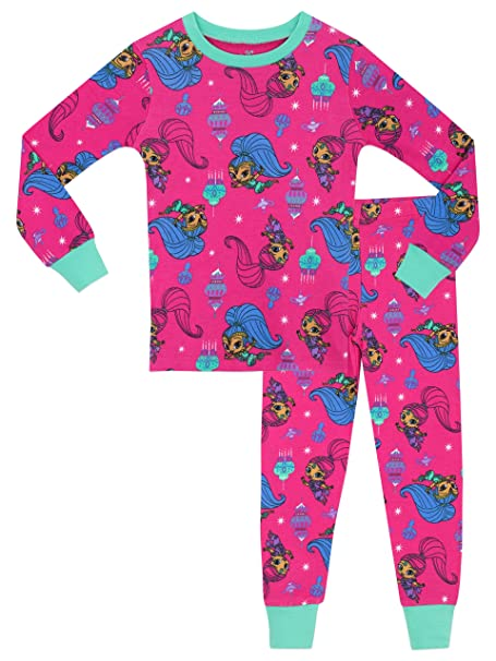 Shimmer and Shine Shimmer & Shine Girls Pajamas 3T