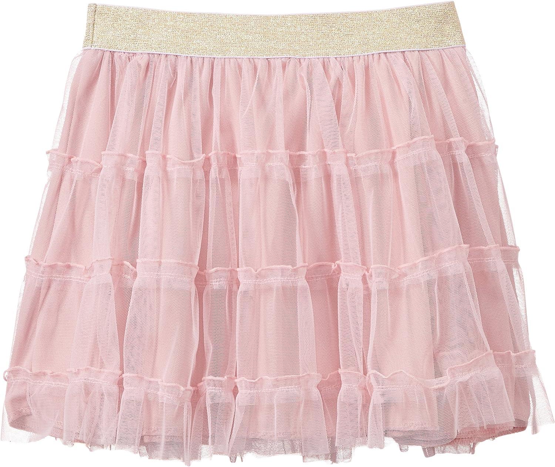 Derhy Kids Baptista Falda, Pink - Rose (Rose/Nude), 8 años para ...