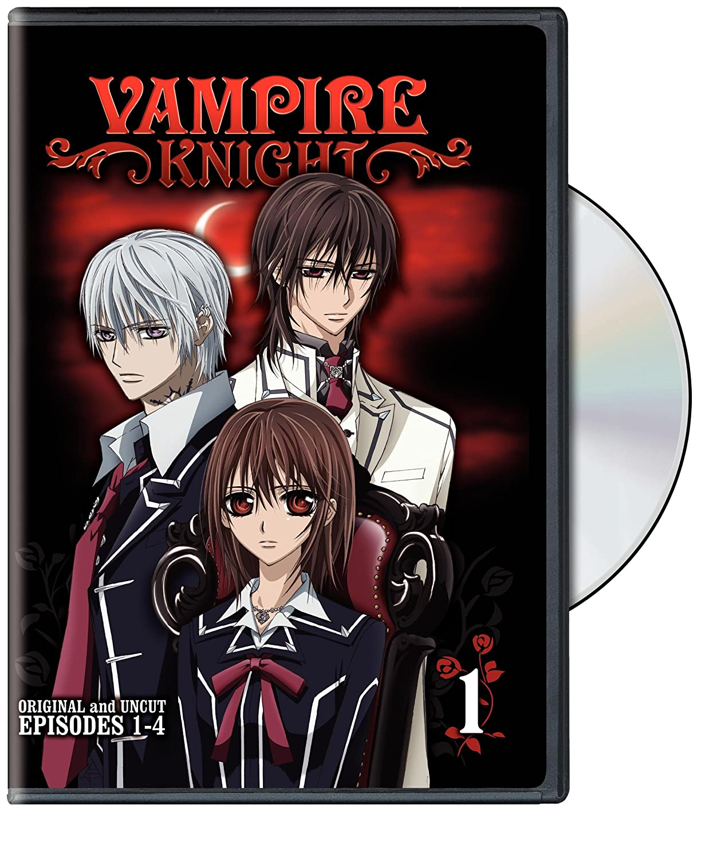 Amazon com: Vampire Knight 1: Vampire Knight: Movies & TV