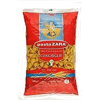 Pasta Zara厨乐意大利面条(#54贝壳型)500g(意大利进口)