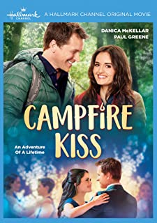 Book Cover: Campfire Kiss