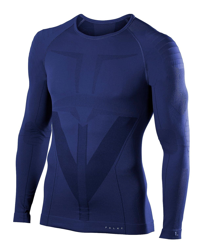 Falk Unterwäsche Warm Longsleeve Shirt Tight sous-vêtements Homme FALKE 39611