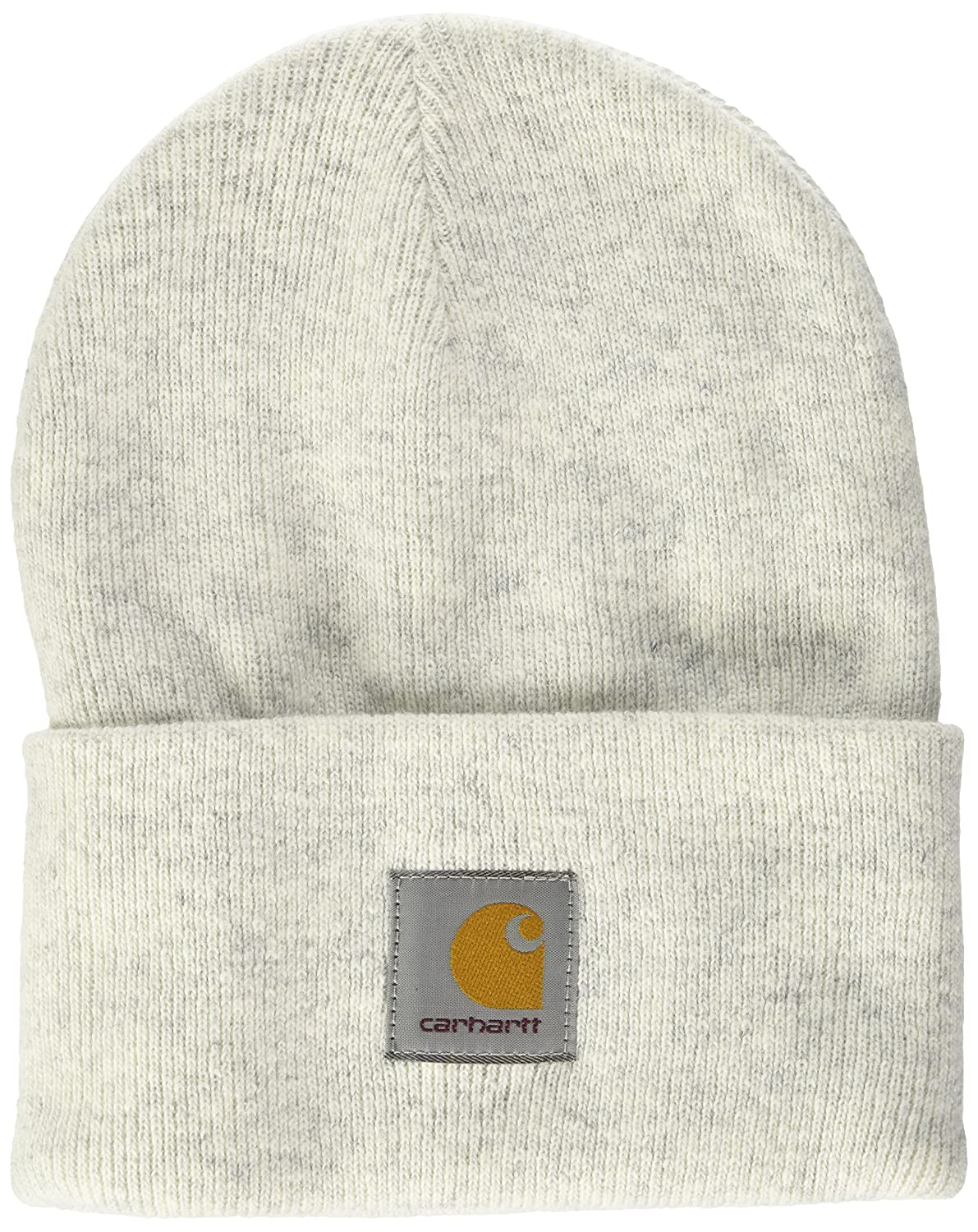 Carhartt Herren Baskenmütze I020175, Grau (Ash Heather), One size