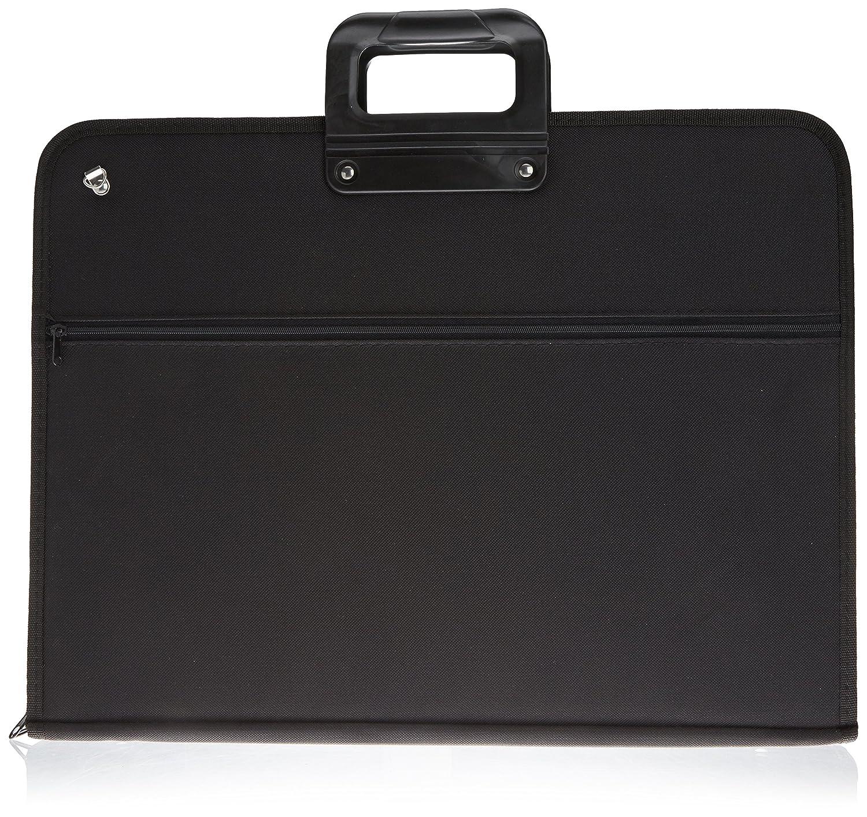 Royal & Langnickel RFOLIO-46 - Valigetta per disegni formato A3, in nylon morbido