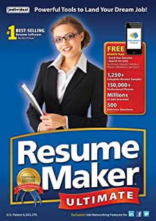 resumemaker ultimate 6 free 1 day trial download