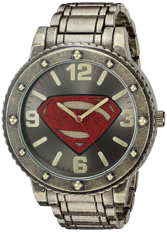 s watches dc comics s quartz metal and alloy
