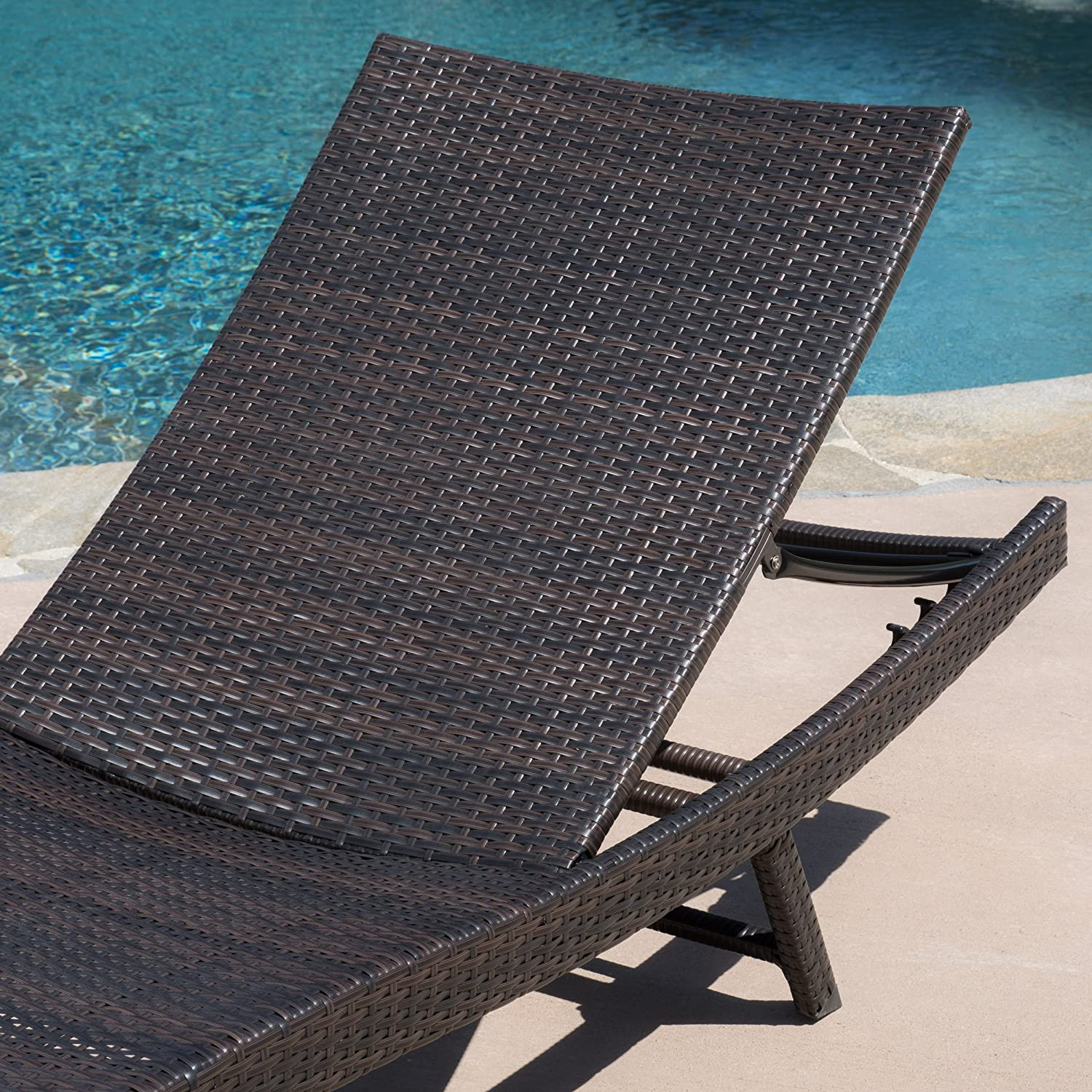 Amazon.com : Eliana Outdoor Brown Wicker Chaise Lounge Chairs (Set on wicker adirondack chairs, wicker rocking chairs, wicker rugs, wicker office chairs, wicker recliner chairs, wicker patio chairs, wicker living room chairs, wicker folding chairs, wicker bedroom chairs, wicker accent chairs, wicker tables, wicker glider chairs, resin wicker chairs, wicker bistro sets, wicker ottomans, wicker pool lounge chairs, wicker dining chairs, wicker vanity chairs, wicker rattan lounge chairs, wicker headboards,