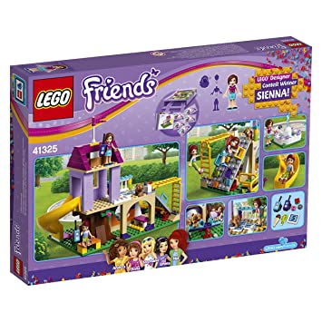 LEGO Friends 41325 Heartlake City Playground Construction Toy ...
