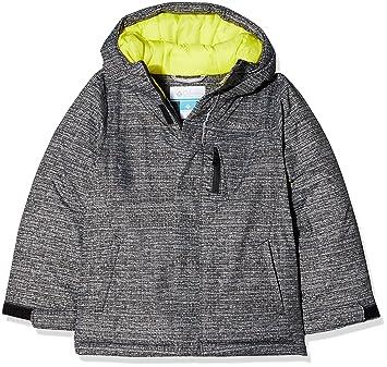 Columbia Garçon Veste de Ski, ALPINE FREE FALL, Nylon Hydra Cloth, Noir ( 1ea600cbaaa