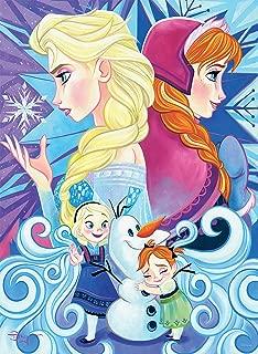 product image for Ceaco Disney Friends Frozen Jigsaw Puzzle, 200 Pieces