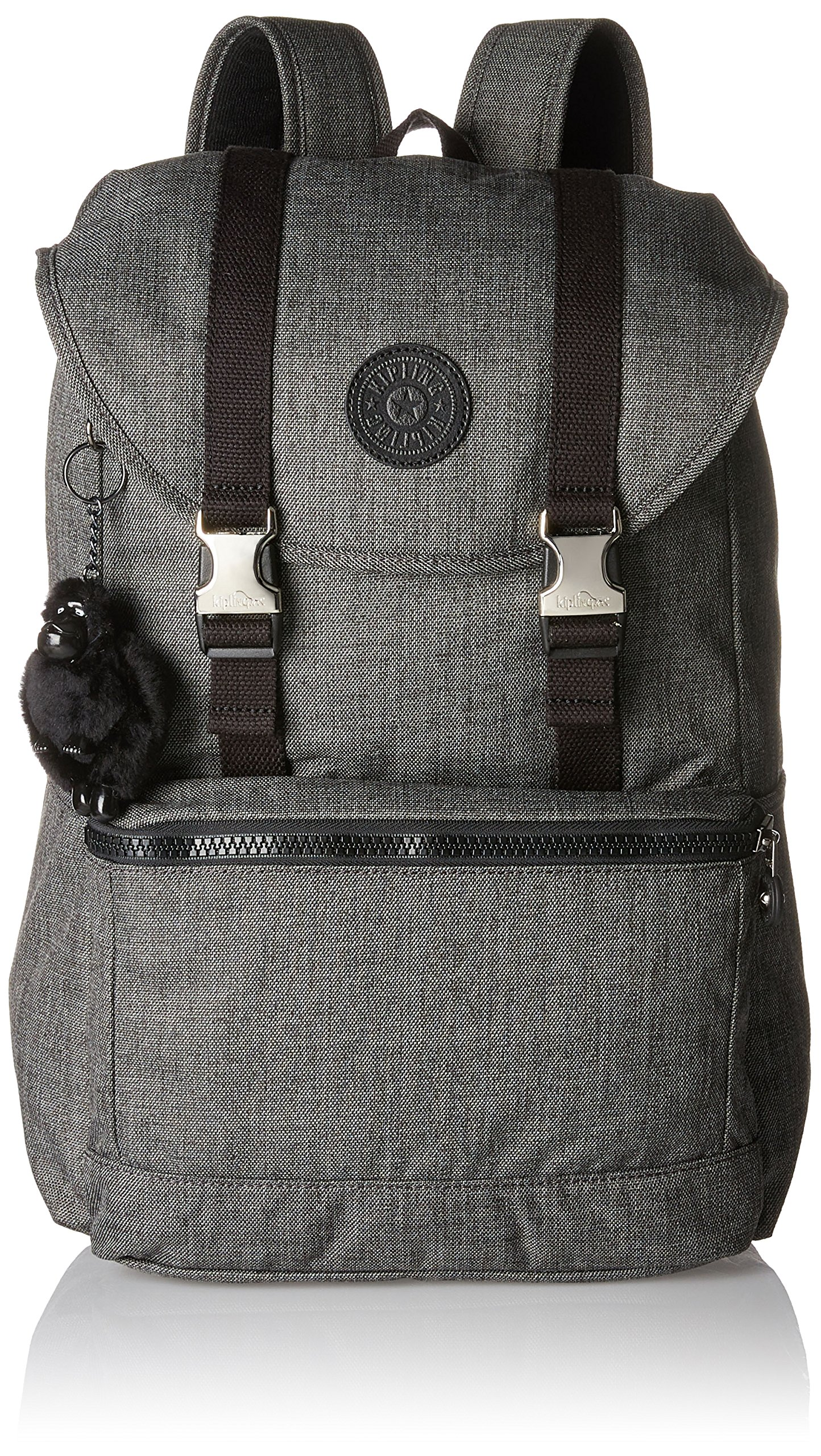 Kipling Experience Large Backpack Cotton Grey