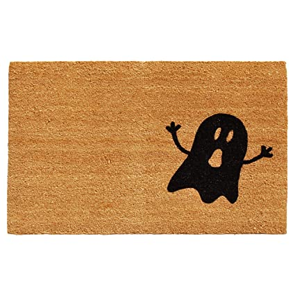 ghost boo doormat