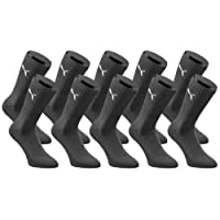 Puma Sport Crew Socken Sportsocken 10-Paar-Pack Unisex